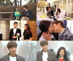 The Heirs finale! #kdrama
