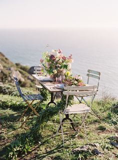 Photography: Brett Heidebrecht - www.brettheidebrecht.com  Read More: http://www.stylemepretty.com/2014/09/01/coastal-california-wedding-inspiration/