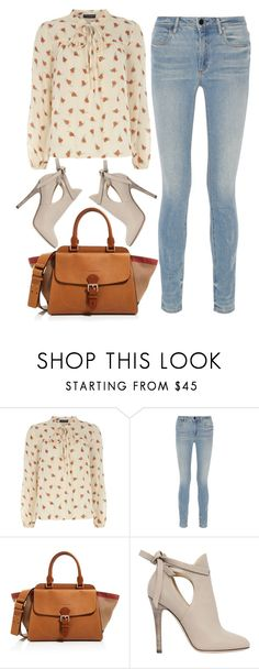 """""""street style"""" by ecem1 ❤ liked on Polyvore featuring Dorothy Perkins, Alexander Wang, Burberry and Jimmy Choo"""
