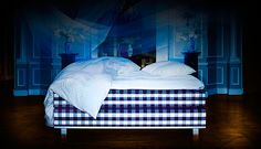 Hastens Vividus bed...mmmmm...someday when over $10k is in the budge for a bed, this all-natural sleep is it
