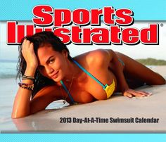 Sports Illustrated Swimsuit 2013 Day-At-A-Time Box Calendar - Christine Tiegen Snowboards For Sale, Chrissy T, Online Calendar, Daily Calendar, Snowboard Bindings, Swimsuit Edition, Sports Illustrated, Swimsuits, Swimwear