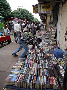 Sunday Daryaganj Book Market, Delhi