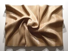 The Woodwork of Cha Jong Rye wood sculpture