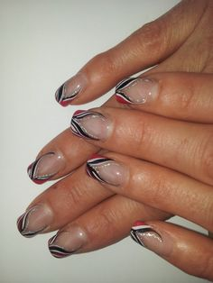 Nails by Isabell Hohenegg from www.nageldesign-galerie.de