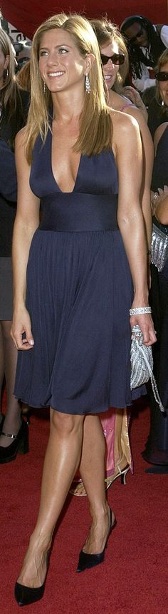 Jennifer Aniston - The Emmys, September 2003