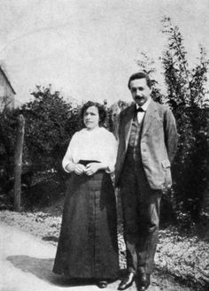 Albert Einstein's Two Marriages Show What Not To Do in a Marriage: Albert Einstein's First Wife -- Mileva Maric (1903-1919)