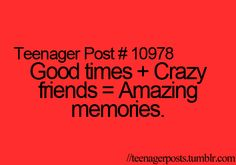 The most amazing times ♥