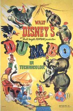 The Disney Films: Dumbo 1941
