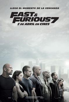 Llega el momento de la venganza. Nuevo avance (y cartel final) de 'Fast & Furious 7' - El Séptimo Arte