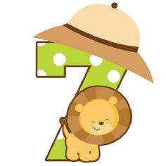 Safari Birthday Youth Apparel can be personalized as you order. 7th Birthday, Birthday Wishes, Teddy Bear Crafts, Robot Monster, Safari Hat, Baby Month Stickers, Pbs Kids, Topper, National Flag