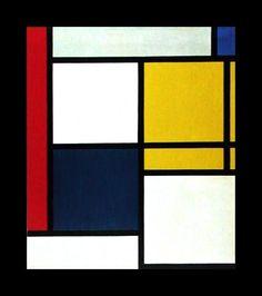 Cesar Domela - Composition (~1924)