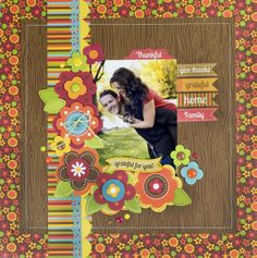 Doodlebug Happy Harvest Collection by Tiffany Hood