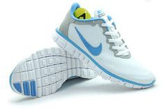 new arrival 8d627 51ce7 Nike Free 3.0 V2 Womens New Dark Turquoise White Grey Blue Sneakers, Cheap  Sneakers,
