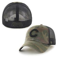 858584d8d58 Chicago Cubs Beaufort Closer Flex Fit Cap By Brand