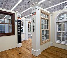 Andersen Windows And Doors Showroom Gallery Exterior