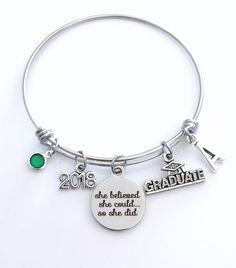 222 Best Graduation Gift Charm Bracelets Images On Pinterest