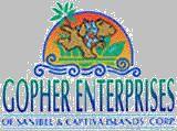Gopher Enterprises logo: Gopher Enterprises of Sanibel and Captiva Islands Corp.