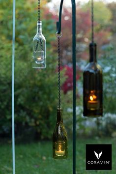 Blog - 10 Creative Ways to Reuse your Empty Wine Bottles