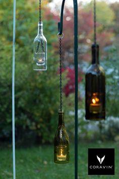 Blog - 10 Creative Ways to Reuse your Empty Wine Bottles