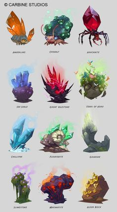 Cory Loftis: mais artes do game Wildstar Creature Concept Art, Creature Design, Prop Design, Game Design, Design Art, Design Ideas, Fantasy Kunst, Fantasy Art, Game Art