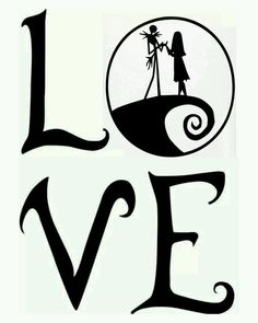 nightmare before christmas jack and sally pumpkin stencils ...