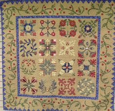 when I liked more country looking quilts