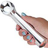 #6: TK Antifreeze Ice Cream Scoop. No-Bend Heat-Powered Metal Alloy
