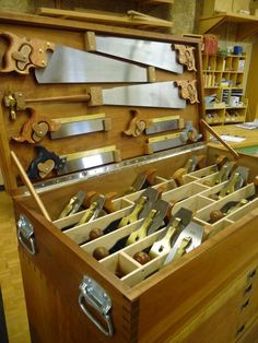 A great toolbox-everything has its place