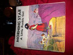 Morning Star A LittlePueble Girl, Roger Vernam, The Platt & Munk Co. Inc