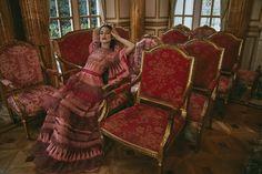 """Keira Knightley pozuje dla włoskiego """"Vogue'a"""" - PUDELEK"""
