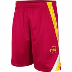 Iowa State Cyclones Basketball Shorts #iowastate #cyclones #isu