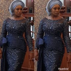 Best Outfit Ideas for Women Over 40 - Fashion Trends African Lace Styles, African Lace Dresses, Latest African Fashion Dresses, African Print Fashion, Women's Fashion Dresses, Ankara Styles, African Blouses, Nigerian Lace Dress, Nigerian Dress Styles