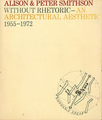 「without rhetoric an architectural aesthetic」的圖片搜尋結果