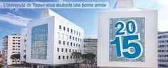 L'Université de Toulon vous souhaite une bonne année 2015 - Université de Toulon