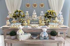 Little Wish Parties   Teddy Bear Baby Shower   https://littlewishparties.com