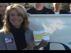 Senator Wendy Davis was joined by a group of supporters on a chilly morning at the Southwest Sub-Courthouse. She talked about the importance of early voting,. Wendy Davis, Early Voting