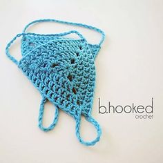 New Waves Batefoot Sandals by B.hooked Crochet