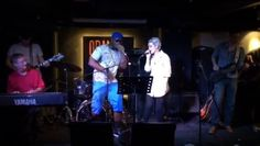 A short burst from our jam at the Orange Peel, Hong Kong Island, April '15.  Desire MCNeish goes Shabba Ranks Stylee, with Alice Ella on vocals. JA NorthZone on Keyboards.