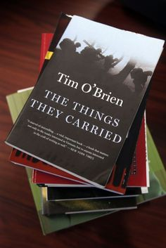 the images of injustice in the story the things they carried by tim o brien The fresh air interview: novelist tim o'brien - 'things they carried' back from vietnam novelist tim o'brien served in vietnam as an infantryman in 1968 he wrote about the war in several novels.