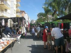 Torre del Mar Market Street View, Places, Google, Towers, Lugares