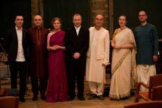 Hare Krishna Concert in Tallinn, Slovenia, 19.04.2014 (Album 26 photos)