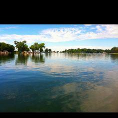 Carson's Bay, where I grew up! Lake Minnetonka