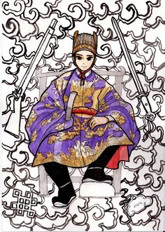 Vietnamese Dress, Chinese Clothing, Historical Clothing, Medieval, My Arts, Princess Zelda, Fan Art, Traditional, Costumes