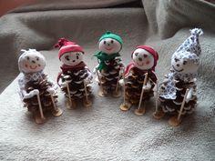 sněhuláčci od Ivanky