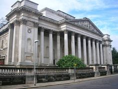 It was the most amazing museum I have stepped foot into.  Fitzwilliam Museum, University of Cambridge, England