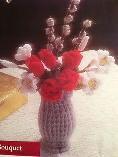 Ravelry: Spring Bouquet pattern by Barbara Anderson