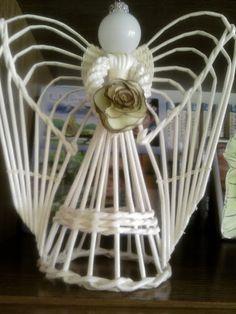 Moje wyplatanie papirowej wikliny - marianna wróż - Picasa Web Albums