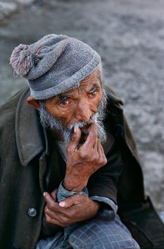 afghanistan. Lost in Thought | Steve McCurry