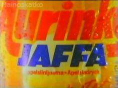 Aurinko Jaffa mainos