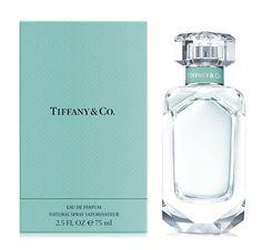 Tiffany: Tiffany & Co., for women - 2017 (HEAD: green mandarin, HEART: iris, BASE: patchouli, musk)